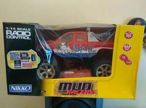 Nikko Carro Control Remoto Escala 1:14 Original Nuevo