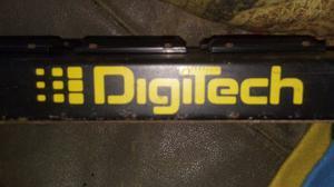Pedalera De Guitarra Rack Digitech Gsp 21 Pro Fc. Efectos