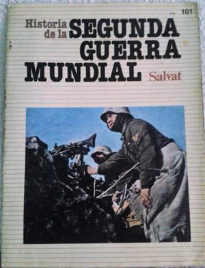 fasciculos historia 2da guerra mundial salvat