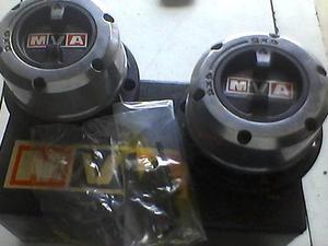 Acopladores Manuales Para Montero Y Hyundai Galloper