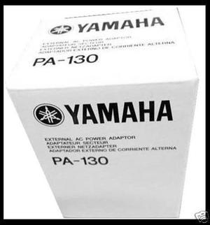Adaptador De Corriente Genuino Yamaha Pa-130 Pa-3c Pa-3b 12v