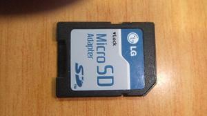 Adaptador Micro Sd A Memory Stick Pro Duo Psp Cámaras C-3