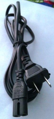 Cable De Poder De 2 Polos Para Diferentes Equipos Enchufe
