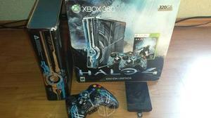 Cambio Xbox 360 Slim Edicion Limitada De 320gb Por Telefono.