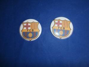 Chapas Del F. C. Barcelona.