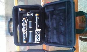 Clarinete Yamaha Sib,lo Vendo Por No Usar