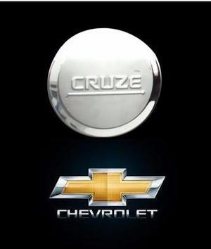 Cobertor Tapa De Gasolina Cromada Para Chevrolet Cruze!!!