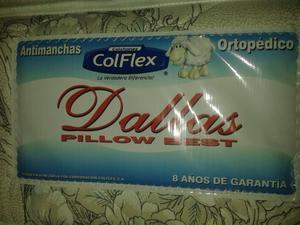 Colchon Individual Ortopedico 1 Pilow Colflex Dallas Pillow