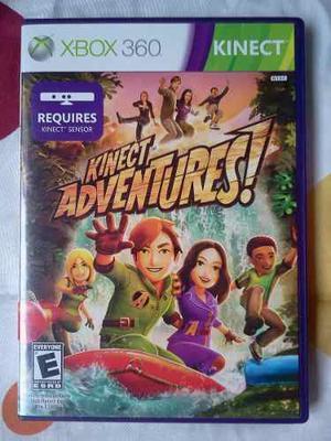 Kinect Adventures Juego Original Xbox 360