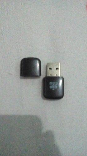 Lector De Memoria Micro Sd A Usb, Pc Reproductor Musica Ect
