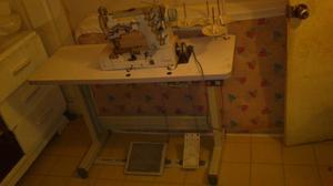 Maquina de coser industrial Collaretera Yamata