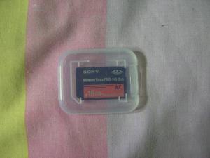 Memoria De 16 Gb Sony Memory Stick Pro-hg Duo