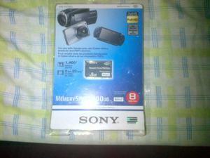 Memoria Sony Pro Duo Tm 8gb