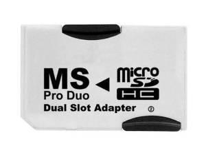 Memory Stick Pro Duo 16 + Adaptador Para Psp O Camara