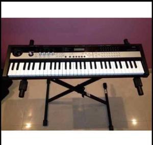 Oferta ! Combo Sintetizador Korg 61 Keys + Base+case