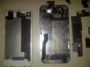 Partes Iphone 4s 16GB Repuestos