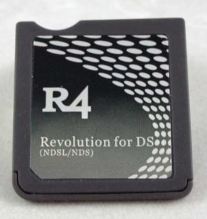 R4 Con Micro Sd Extraible De 4gb