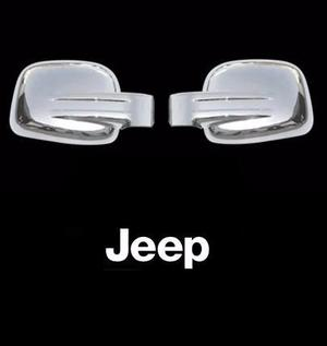 Retrovisores Cromados Para Jeep Liberty