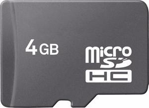 Tarjeta De Memoria Micro Sd Hc 4gb 4 Gb Celular Psp Mp3