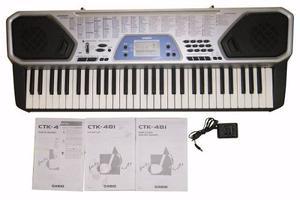 Teclado Casio Ctk 481 Nuevo