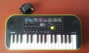 Teclado Casio Sa-46 Piano/organo
