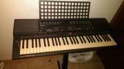 Teclado Piano Yamaha Psr 400 Con Base Profesional