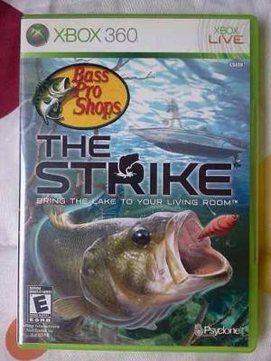 The Strike (Pesca) Juego Original Xbox 360