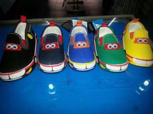 Zapatos Para Niño Marca Apolito Cars