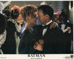 Batman Returns, Por Tim Burton, Foto De Cine 8x10