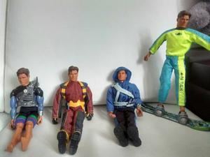 Figuras De Accion Max Steel