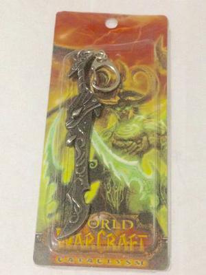 Llavero De World Of Warcraft (wow)