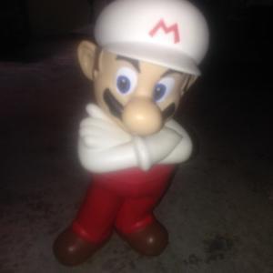Muñecos Coleccionables Mario Bross Medidas 25 Cm Precio C/u