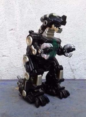 Robot Dinosaurio Happy Kid Toy  Figura De Colección