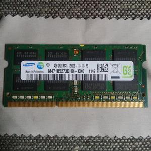 Samsung 4GB DDR3 PCMHz 204Pin SODIMM Laptop