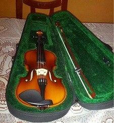 Violin 3/4 Y Violin 4/4 Combo