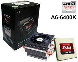 Amd Ak Black Edition Fm2 Como Nuevo