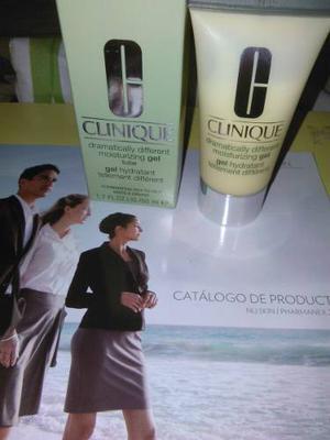 Clinique Hidratante En Gel Para Ojos O Rostro..original