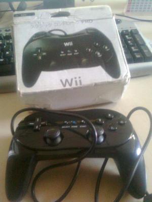 Control De Nintedo Wii Marca Pro Nuevo En Su Caja