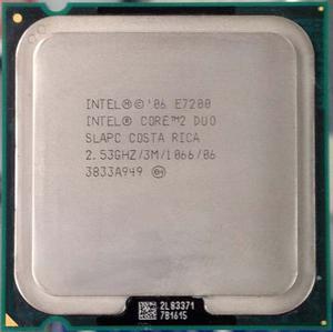 Cpu Intel Core 2 Duo E Ghz,  Mhz Socket 775