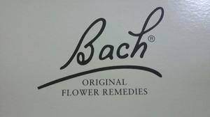 Flores De Bach Originales. Gotas Frasco De 10ml