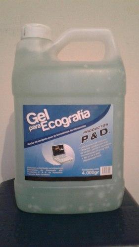 Gel Para Ecografia P & D.