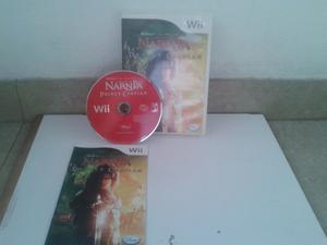 Juego Nintendo Wii Narnia Y El Pricipe Caspian 100% Original