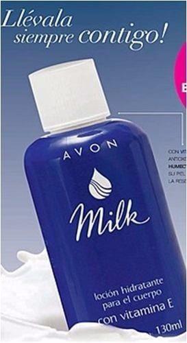 Locion Hidratante Avon Milk Con Vitamina E 130ml