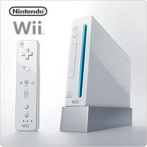 Nidendo Wii+tabla Wii Fit+chipeado+20juegos+pilas Recargable