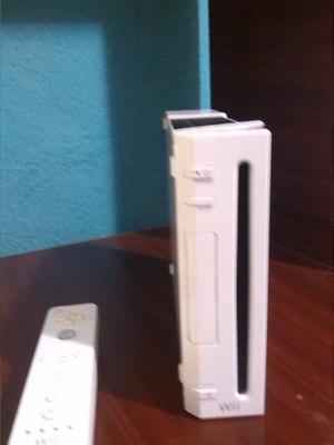 Nintendo Wii Con Sus Accesorios