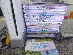 Nintendo Wii Con Todo