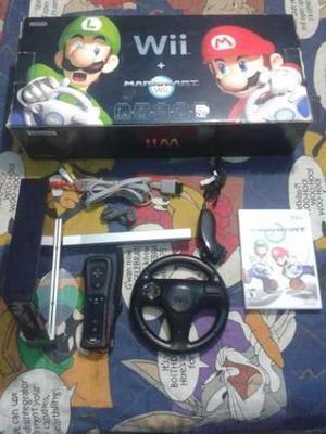 Nintendo Wii Edicion Especil Mario Kart