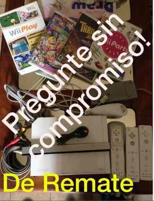 Nintendo Wii Original.