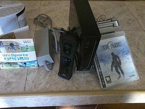 Nintendo Wii Vendo O Cambio Por No Usar
