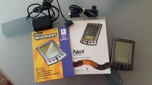 Palm V Con Dos Cargadores Y Protector De Pantalla